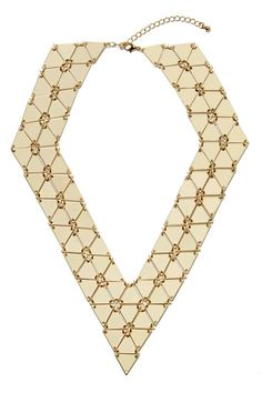 Let's Link Up Collar Necklace