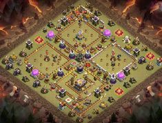 Best War Base Designs With **Links** Which are Anti Bowler, EDragons that can withstand competitive opponets attacks from anti 2 and 3 stars. Clsh Of Clans, Clash Of Clans Game, Nintendo Ds Pokemon, Mobile Legend Wallpaper, Video Game Memes, Mobile Legends, Pokemon Fusion, Gaming Memes, Super Smash Bros