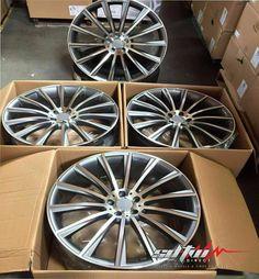 20x8.5 / 20x9.5 Wheels Fit Mercedes S600 S550 S65 CL500 CL550 20 Inch Rims Set 4 · $899.00 Mercedes Cla 250, Mercedes E55 Amg, 19 Inch Rims, Rims For Cars, Black Wheels, 5th Wheels, Ebay, Fit, Models