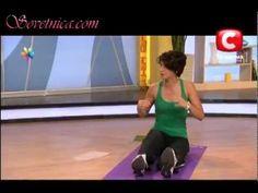 Упражнения от целлюлита, упругая попа