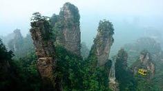 tianzi mountains china - Google zoeken