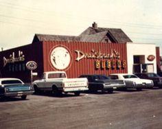 Dreisbach's Restaurant, Grand Island, Nebraska