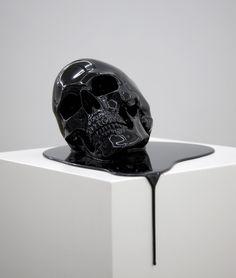 Sculptures by Jiri Geller #melting #stylepark