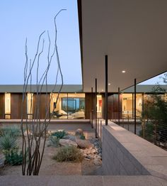 Levin Residence by Ibarra Rosano Design Architects | HomeDSGN