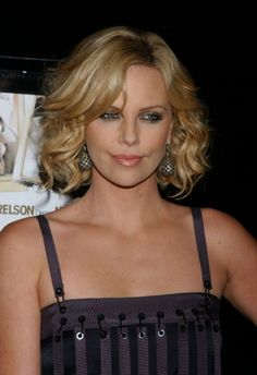 # Charlise Theron, one of my favorite actresses