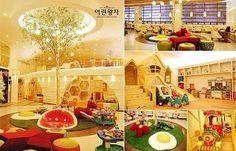 Little Seouls Blog: Kids Cafes in Korea