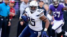 4. ANTONIO GATES, TE, CHARGERS (2003-PRESENT)  -    Gates is a near-lock for the Hall of Fame, having made eight Pro Bowls and three first-team All-Pro squads. His path is even more remarkable considering he was a huge basketball prospect who had a good chance of making it to the NBA. The Chargers gave him a workout, though.     25 best undrafted players in NFL history, ranked  -  April 26, 2017