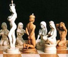 Шахматная эротика