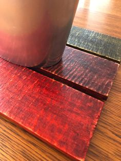 This project was created using Woodoc Gel Stains and Woodoc 10 for extra protection. Stain Colors, Colours, Gel Stains, Design Development, Barware, Wood, Projects, Log Projects, Blue Prints