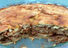 Gluten Free (& Paleo) Apple Pie  #justeatrealfood #midlifearmywife