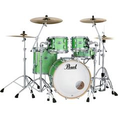 Kids Drum Set, Sheet Music Stand, Best Drums, Ludwig Drums, Pearl Drums, Music Machine, Drum Kits, Musical Instruments, Acoustic