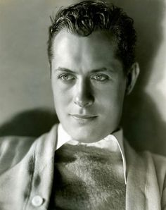 Robert Montgomery had some amazing blue eyes.  I love his comedy skillage.