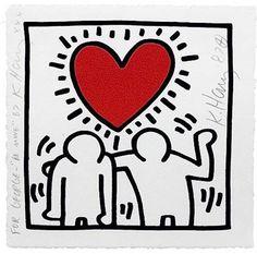 Malvorlagen fur kinder  Ausmalbilder Keith Haring kostenlos