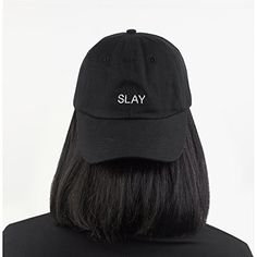 Slay Embroidered Dad Hat 100% Cotton Baseball Cap For Men And Women Laseci, http://www.amazon.com/dp/B06W55Z6GF/ref=cm_sw_r_pi_dp_x_7lTqzbHJ2CBMY