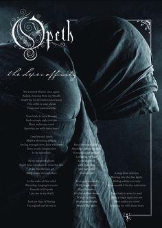 Opeth/Blackwater Park - The Leper Affinity