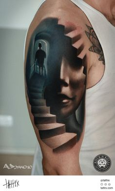 Tattoo by A.D. Pancho