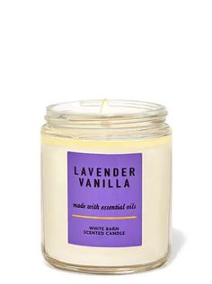 Scented Candles, Candle Jars, Lavender Candles, Candle Craft, Aromatherapy Candles, White Gardenia, Cute Candles, Essential Oil Scents, Perfume