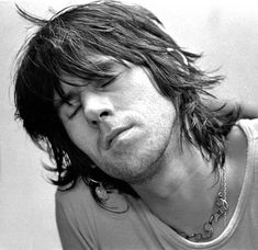 """Keith Richards 1972, by Jim Marshall """