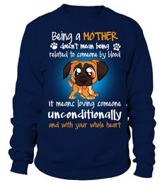 Being A Mother Boxer Dog | Teezily | Buy, Create & Sell T-shirts to turn your ideas into reality