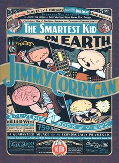 Jimmy Corrigan, the Smartest Kid on Earth - Chris Ware - SensCritique
