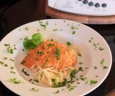 Rezept Kartoffel-Bolognese - Nudelsosse vegetarisch von Schirmle - Rezept der Kategorie Saucen/Dips/Brotaufstriche