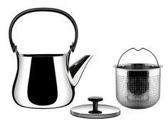 為日本傳統茶壺注入現代概念,深澤直人為ALESSI 設計茶壺Cha - JUKSY 線上流行雜誌