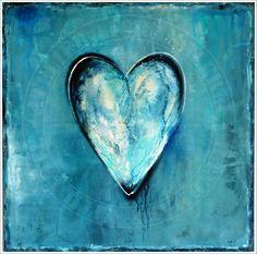 Bleu, bleu, l'amour est bleu...