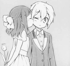 Image result for cute anime couples