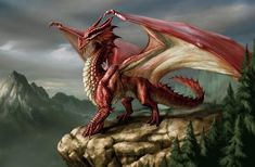 Fantasy Diamond Painting Kits that include Fairies and Dragons and all things fantasy. Beautifully designed and brilliant diamonds set these wonderful kit Dragon Images, Dragon Pictures, Dragon Pics, Fantasy Wesen, Dragon Rouge, Welsh Dragon, Dragon Artwork, Art Japonais, Fire Dragon
