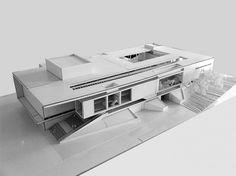 Ganadores del Concurso para el Teatro Regional de la Serena MAQUETA-05 – Plataforma Arquitectura
