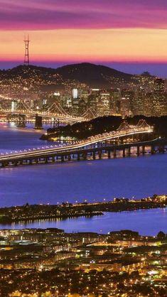 San Francisco, Bay Bridge