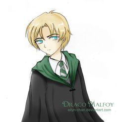 Draco Malfoy by Eilyn-Chan.deviantart.com