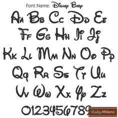 6 Best Images of Disney Font Letter Printables - Disney Font Alphabet Letter Printables, Disney Letter Font Embroidery and Walt Disney Font Letter Printables Disney Letters, Disney Alphabet, Printable Alphabet Letters, Font Alphabet, Minnie Mouse Font, Disney Font Free, Disney Fonts, Lettering Tutorial, Lettering Ideas