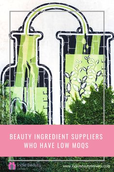 Beauty ingredient suppliers who have low MOQs - Indie Beauty Delivers Social Share Buttons, World Domination, Motivational Messages, In Cosmetics, Big Challenge, Indie Brands, Product Launch, Challenges
