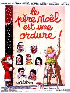 Redécouvrez la bande-annonce du film Le Père Noël est une ordure ponctuée des secrets de tournage et d'anecdotes sur celui-ci. Réalisé par Jean-Marie Poiré