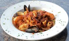 Pub Restaurant Copycat Recipes: Fisherman's Pasta