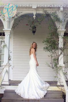 Bridal Portraits | Fair Havens Plantation | Athens Wedding Photographer | KP Photography