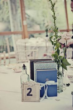 A Quirky Afternoon Tea & Library Themed Wedding: Ney & Phil