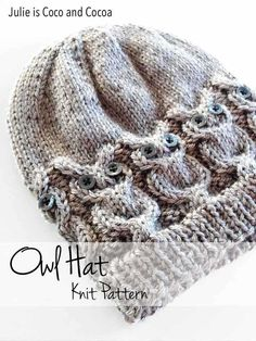 $3.99 Instant download for the Owl Gloves Knit Pattern Pattern notes I didn't include acable needleon the list of materials, but you will need one. This pattern usesdouble pointed needlesand is knit in the round. This pattern uses the M1 increase, rather than increasing by knitting front and back. (Here's how I prefer to …