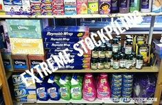 Couponing 101: Stockpiling in Real Life - MoneySavingQueen - January 2013
