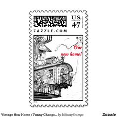 We Have A New Home  Postage It Is Really Great To Make Each