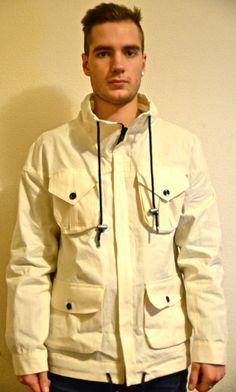 Toile Jacket 2012, menswear- Alex Higginson