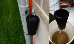 Making Your Own Ovitraps For Killing Mosquitoes.