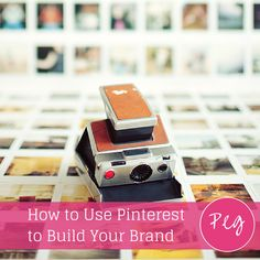 Ready to stop the random pinning and get serious about building your brand on Pinterest? Let's look at ways that you can turn your passions into actions and build your brand one pin at a time. Via @pegfitzpatrick