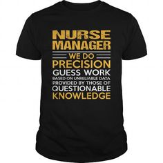 NURSE MANAGER T Shirts, Hoodie. Shopping Online Now ==► https://www.sunfrog.com/LifeStyle/NURSE-MANAGER-114827359-Black-Guys.html?41382