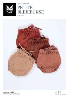 Se og udskriv gratis opskrift her. Crochet Bikini, Knit Crochet, Crochet Hats, Knitting For Kids, Baby Knitting, Baby Barn, Crochet Projects, New Baby Products, Knitting Patterns