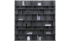 Wall modules - shelf Como - Lacquer