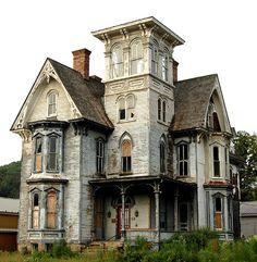 Hier wohnen...wäre schön.
