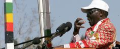 JUL 2013 Zimbabwe president threatens gay beheadings.