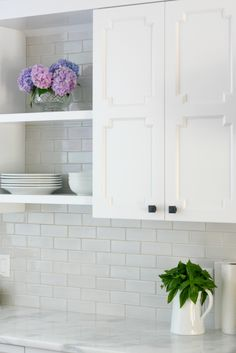 Kitchens on pinterest subway tiles white cabinets and for Kitchen designs namibia
